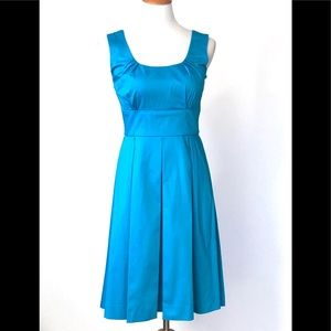 Calvin Klein Sleeveless Fit and Flare Dress